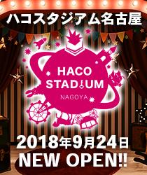 ハコスタジアム総合サイト