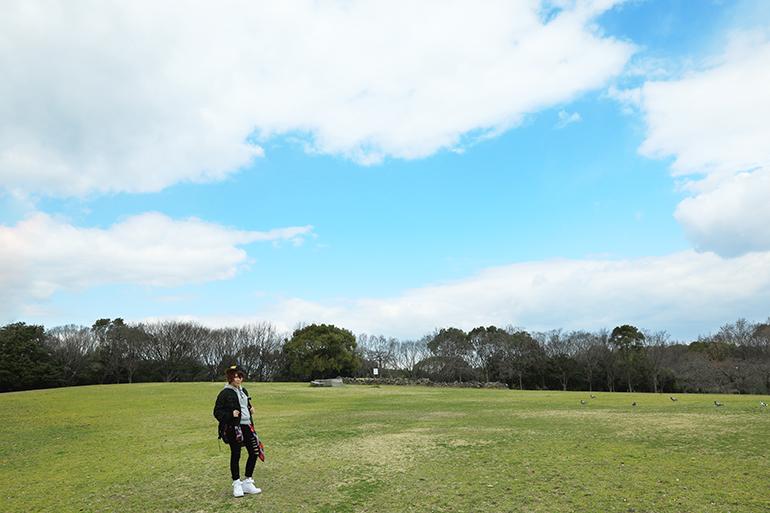 大阪堺市大仙公園